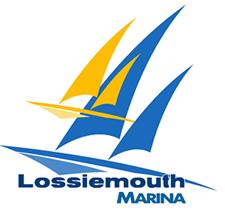 Lossiemouth Marina Moray Scotland