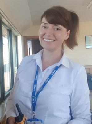 Amanda, Lossiemouth Marina Manager
