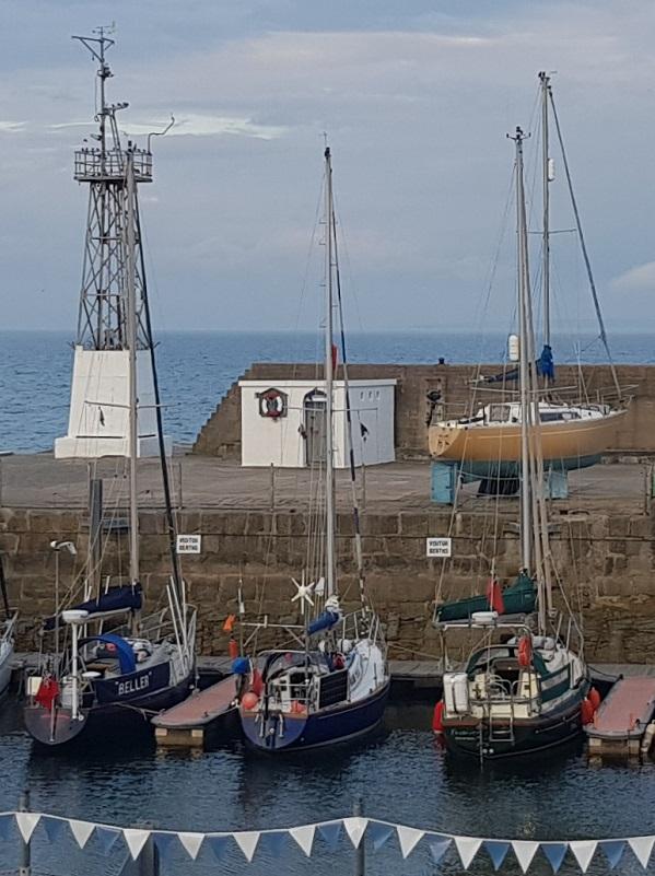 Visitor Berths at Lossiemouth Marina